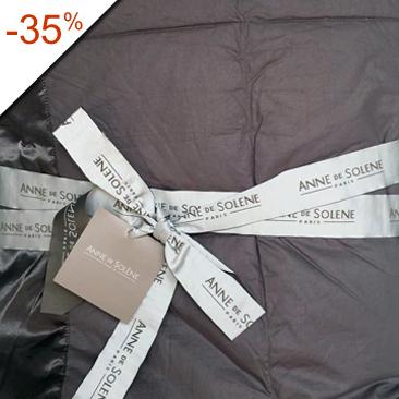 plaids et couvre-lits unis - la boutique nova linge