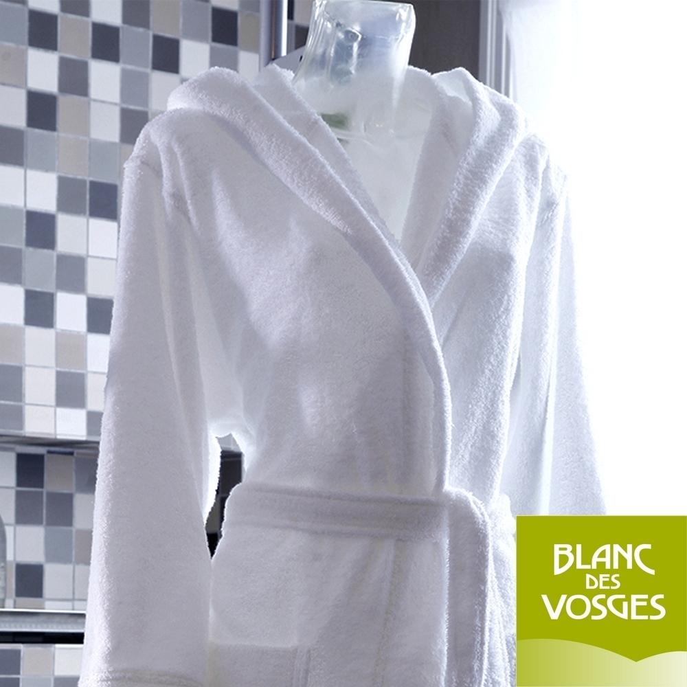 drap de bain 100x150cm uni blanc blanc des vosges la boutique novalinge. Black Bedroom Furniture Sets. Home Design Ideas