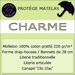 Protège Matelas Pour Clic Clac 130x190cm La Boutique