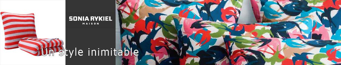 Linge de toilette sonia rykiel maison la boutique nova linge - Sonia rykiel linge de maison ...