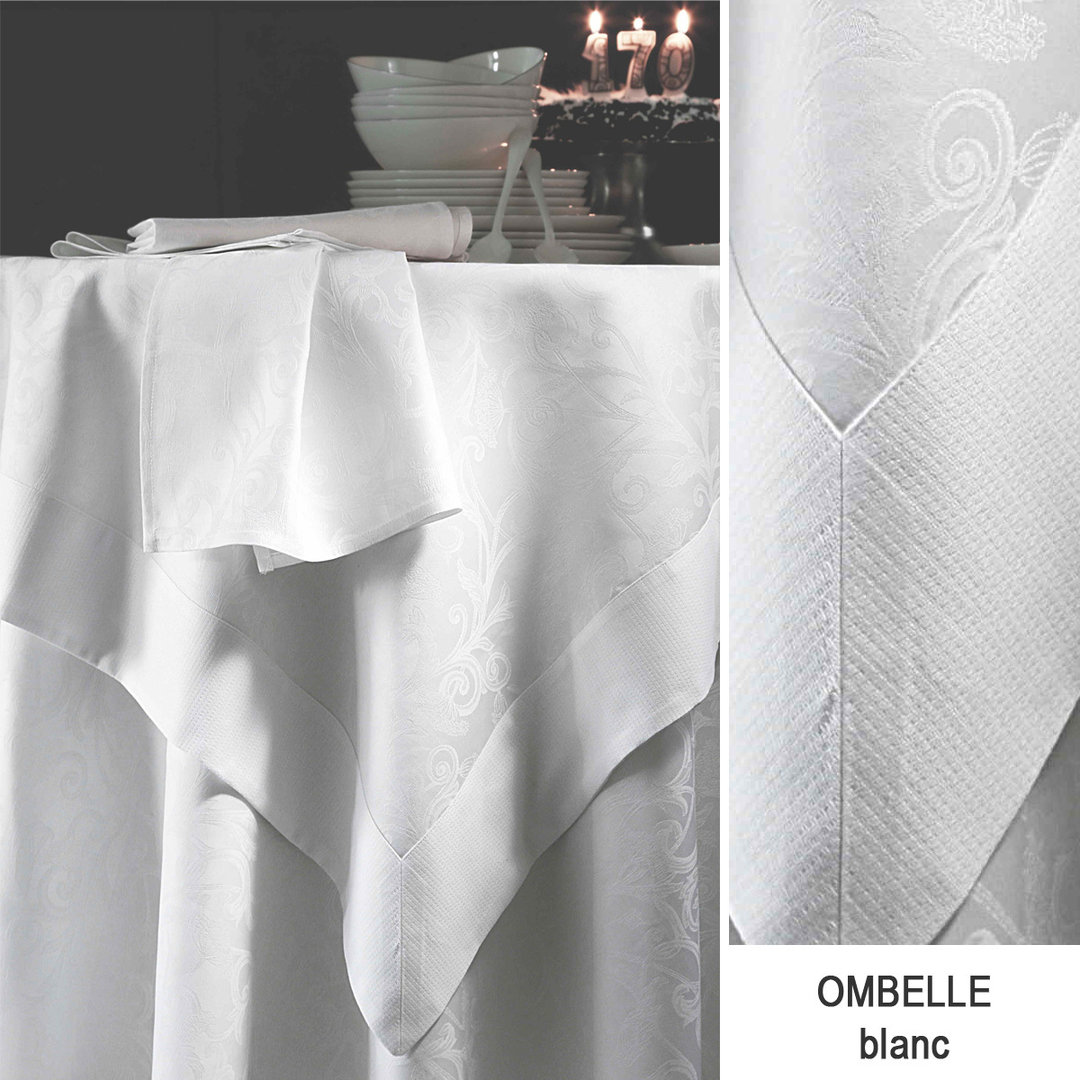 ombelle blanc par blanc des vosges la boutique novalinge. Black Bedroom Furniture Sets. Home Design Ideas