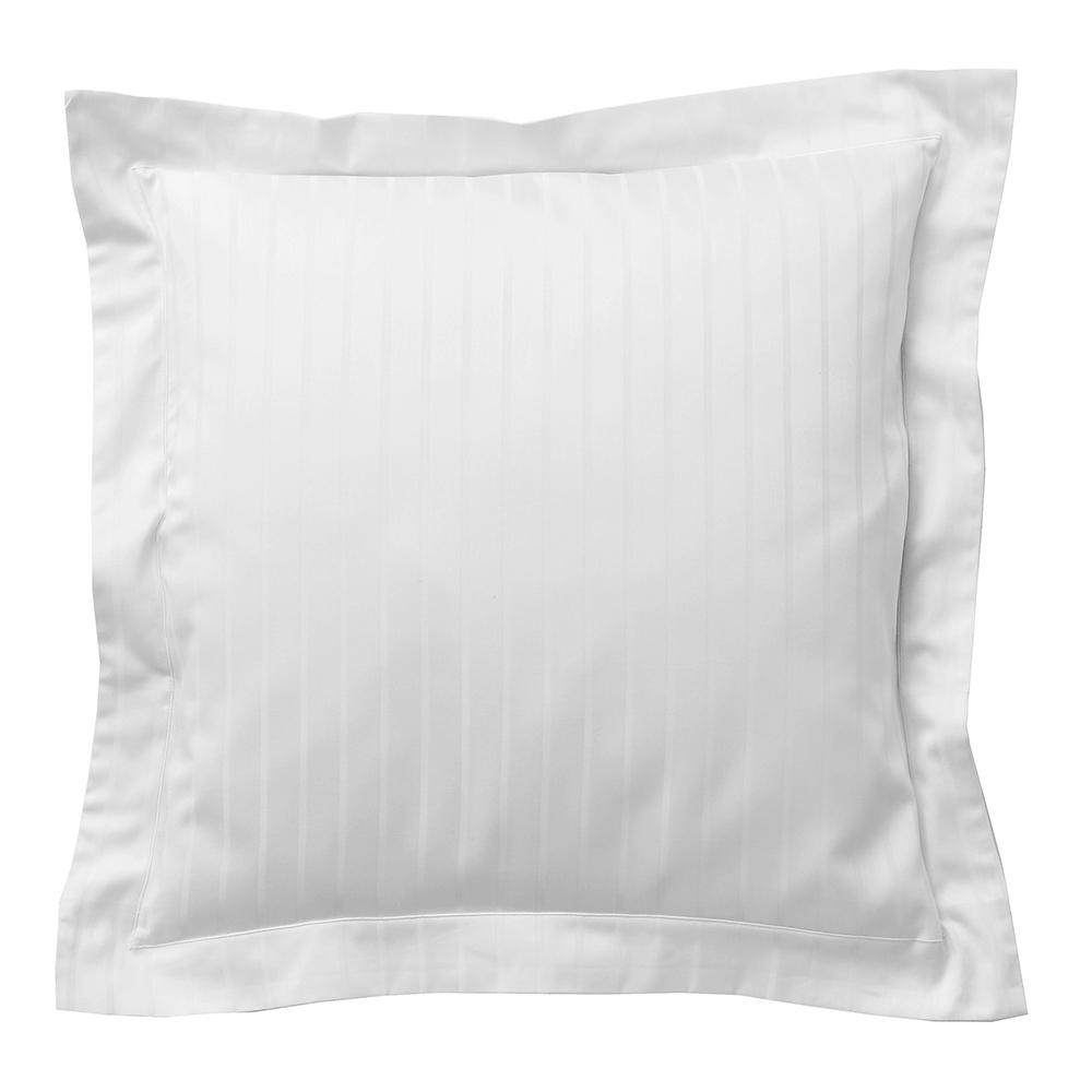 Housse de couette 240x220cm divine blanc par blanc des for Housse de couette blanc des vosges