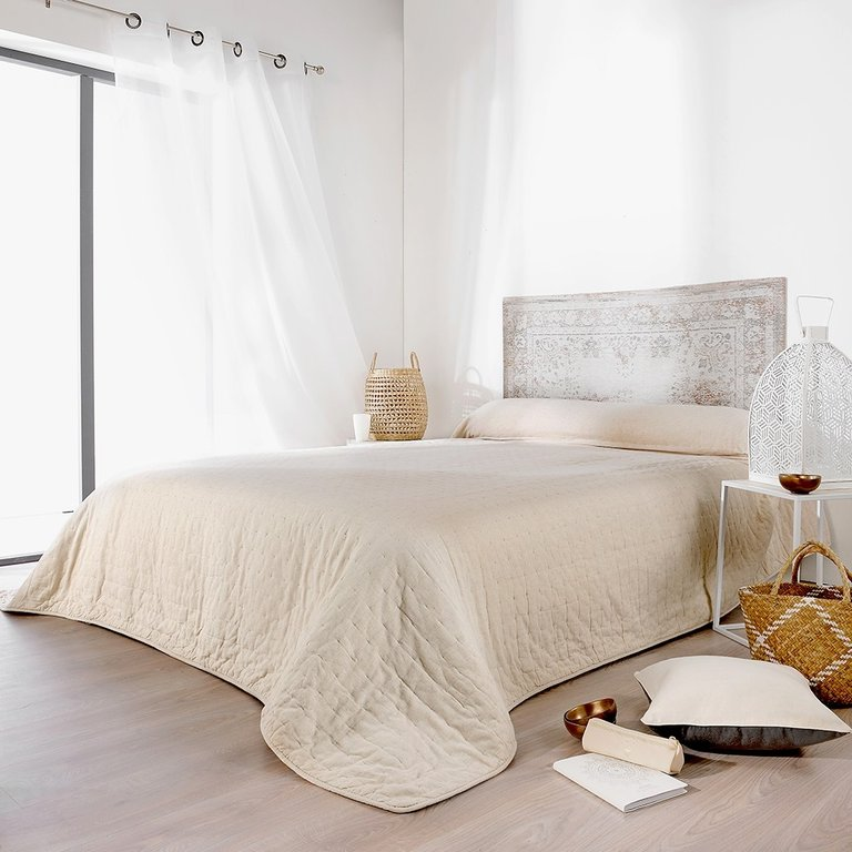 manosque par linder jet de lit 240x260 cm la boutique novalinge. Black Bedroom Furniture Sets. Home Design Ideas