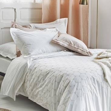 housse de couette 240x220cm pour couette 2 personnes. Black Bedroom Furniture Sets. Home Design Ideas