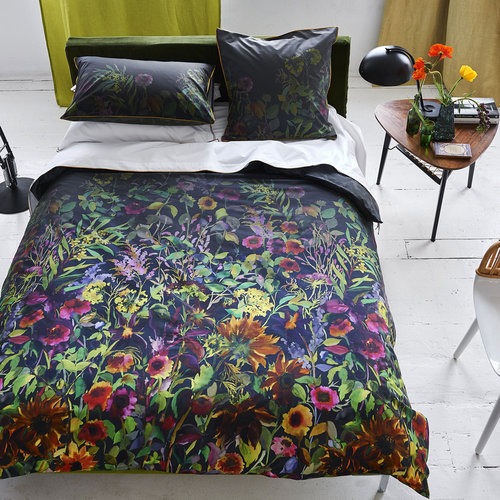 Taie d'oreiller 64x64cm - Indian Sunflower par Designers Guild