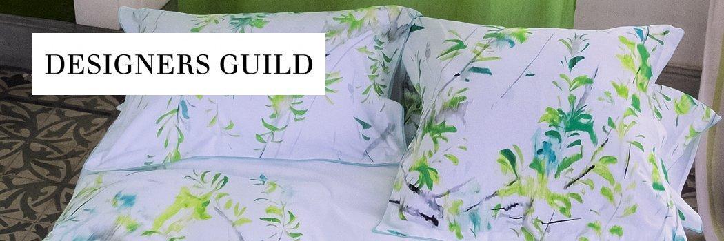 linge de lit designers guild la boutique nova linge. Black Bedroom Furniture Sets. Home Design Ideas