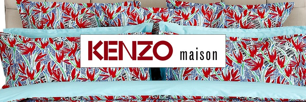 kenzo maison la boutique nova linge. Black Bedroom Furniture Sets. Home Design Ideas