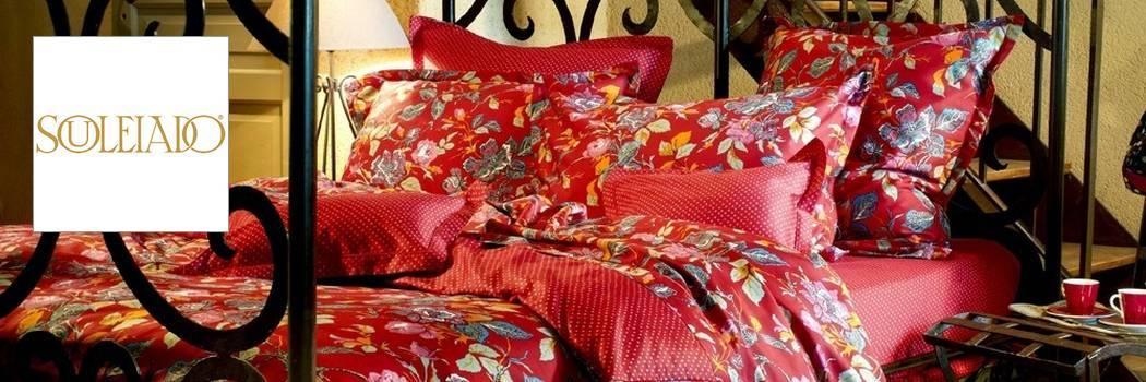 linge de lit souleiado la boutique nova linge. Black Bedroom Furniture Sets. Home Design Ideas